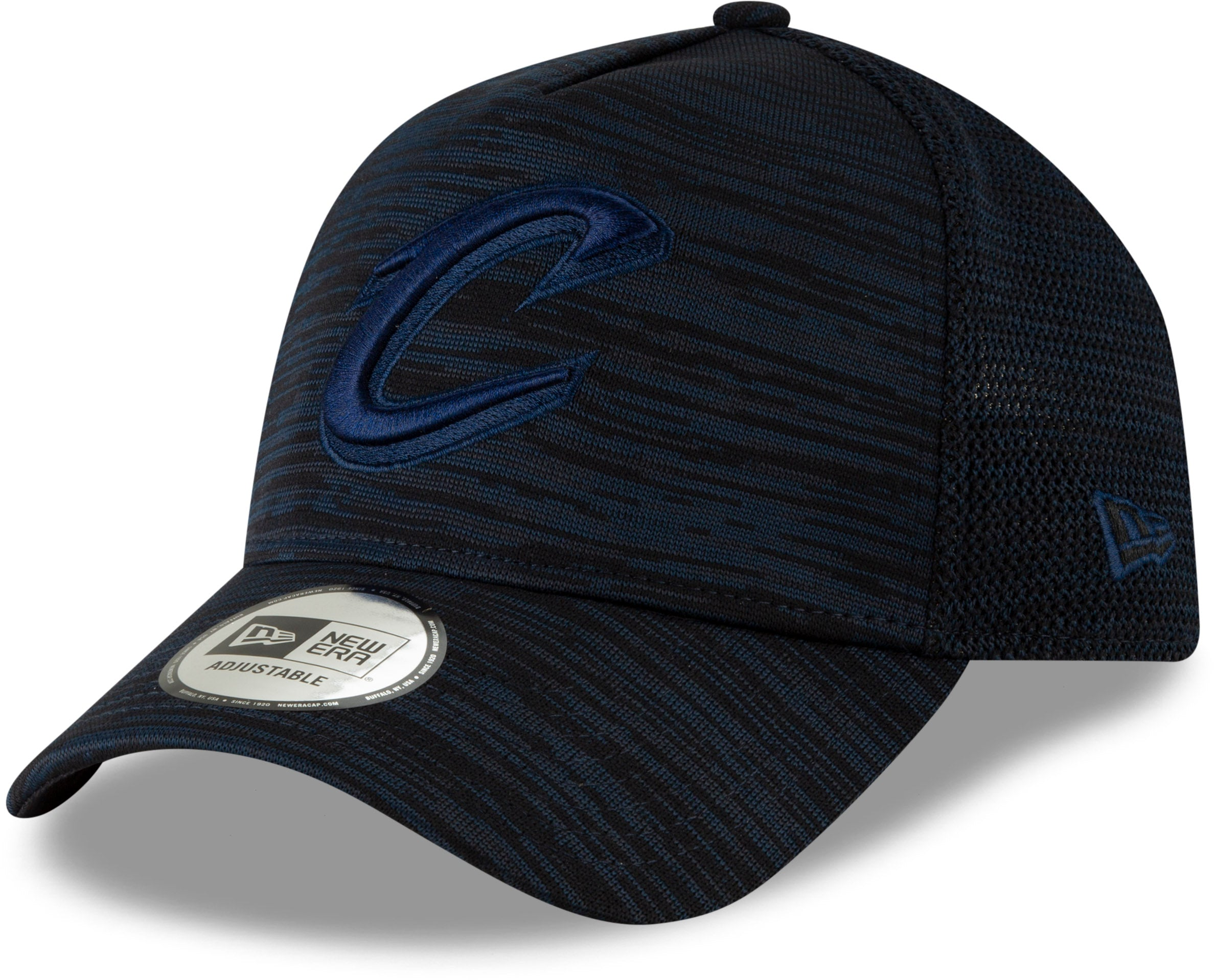 1fb8ee537af Cleveland Cavaliers New Era Engineered Fit A-Frame Cap - pumpheadgear
