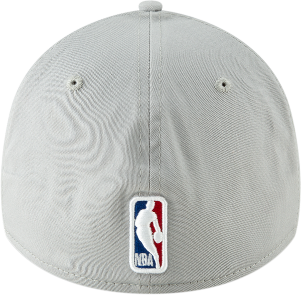 ebab0396542 ... Chicago Bulls New Era 3930 NBA Team Stretch Fit Grey Cap - pumpheadgear