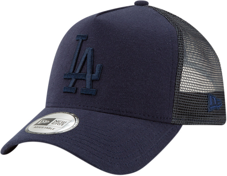 45bb3090f LA Dodgers New Era Essential Jersey E-Frame Navy Cap – lovemycap
