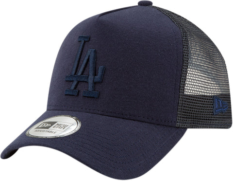 LA Dodgers New Era Essential Jersey E-Frame Navy Cap