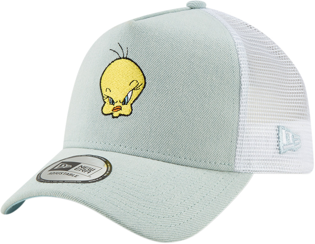 Tweety Bird New Era Looney Tunes Character Trucker Cap