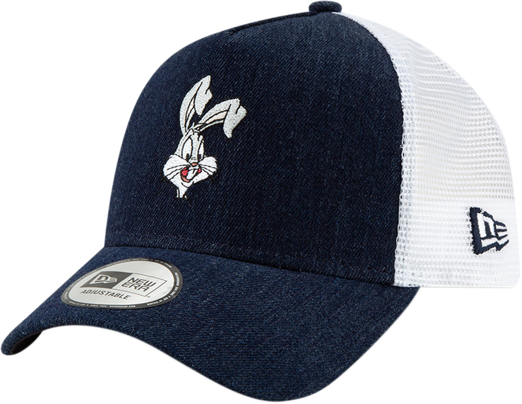 Bugs Bunny New Era Looney Tunes Character Trucker Cap - pumpheadgear, baseball caps