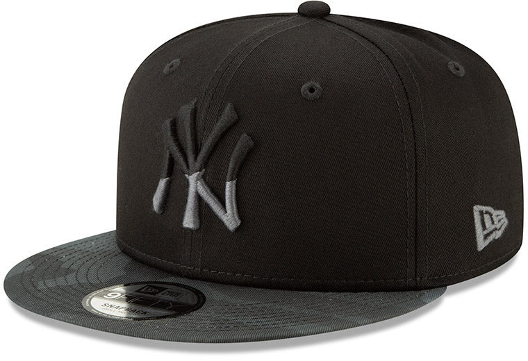 f7be7a35b73 NY Yankees New Era 950 Camo Essential Snapback Cap + Gift Box – lovemycap