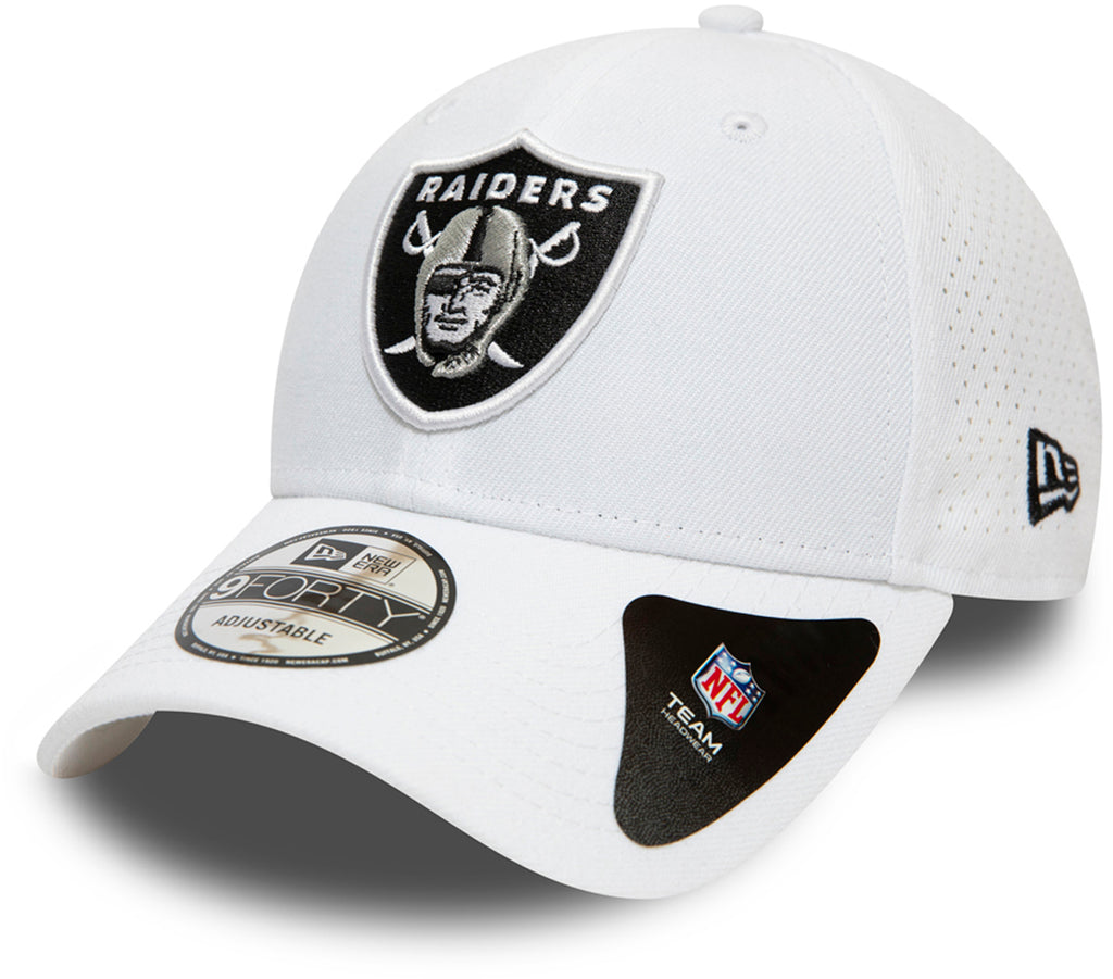 Raiders New Era 940 Poly Perf Team Cap