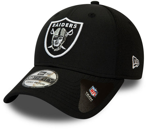 Raiders New Era 3930 NFL Featherweight Stretch Fit Cap