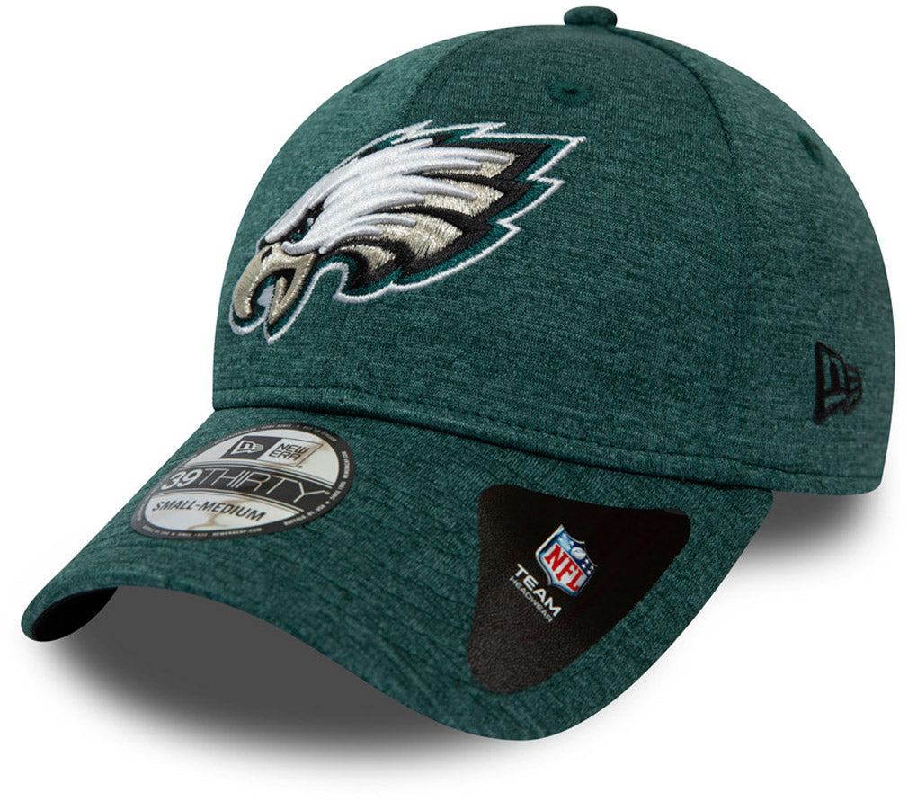 1dc2367159d4d4 Philadelphia Eagles New Era 3930 NFL Shadow Tech Stretch Fit Cap – lovemycap