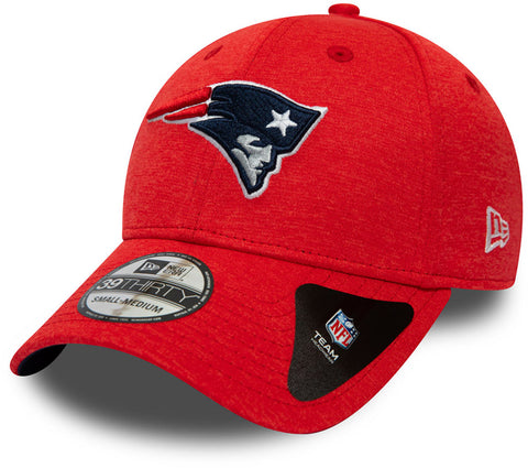 New England Patriots New Era 3930 NFL Shadow Tech Stretch Fit Cap