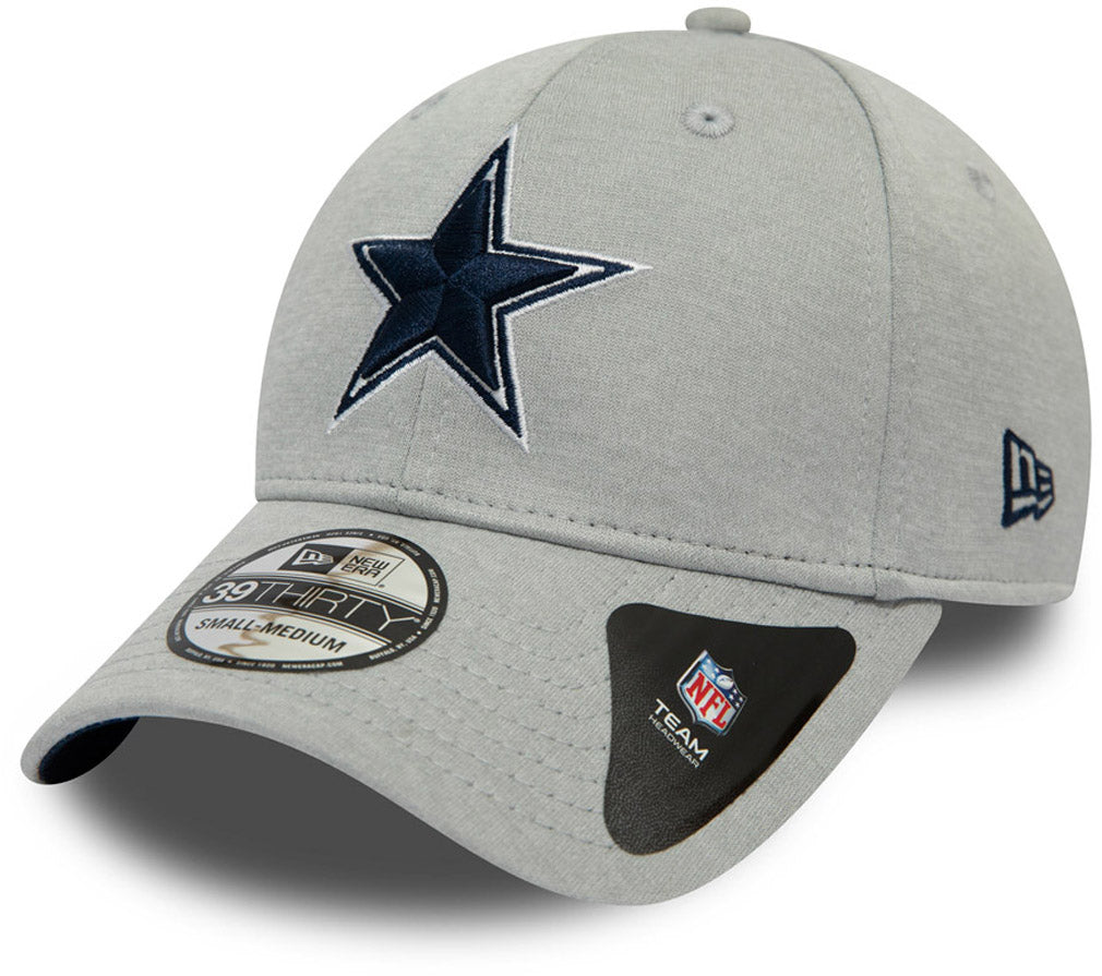 Dallas Cowboys New Era 3930 NFL Shadow Tech Stretch Fit Cap - pumpheadgear, baseball caps