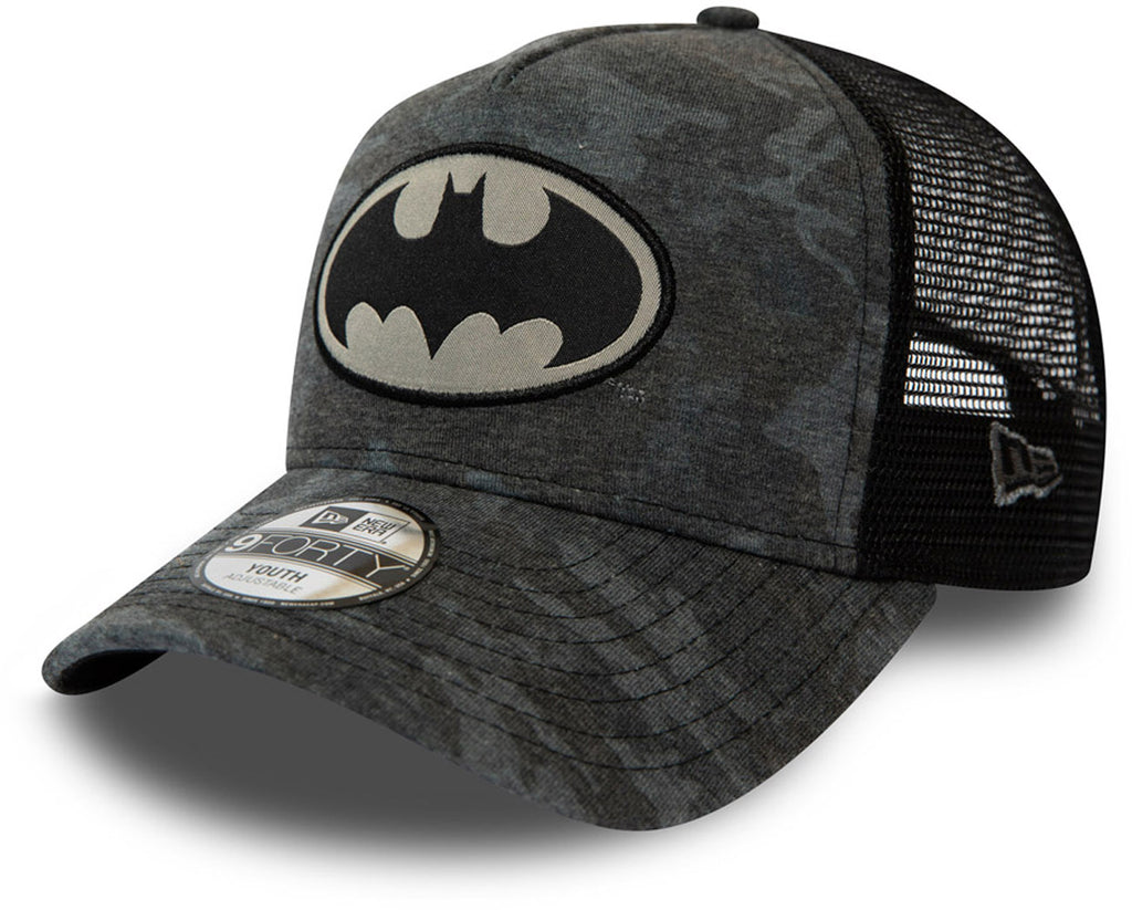 43512e441e6 Batman New Era Kids DC Comics Camo Trucker Cap (Ages 2 - 10 years)