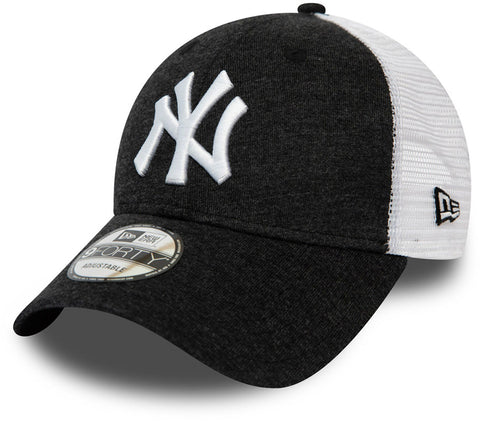 NY Yankees New Era 940 Summer League Black Baseball Cap