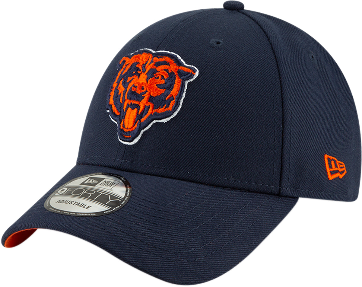 82e404161f6 Chicago Bears New Era 940 NFL 2019 Draft Team Cap - pumpheadgear
