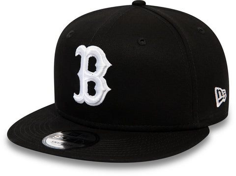 Boston Red Sox New Era 950 League Essential Snapback Baseball Cap - pumpheadgear, baseball caps