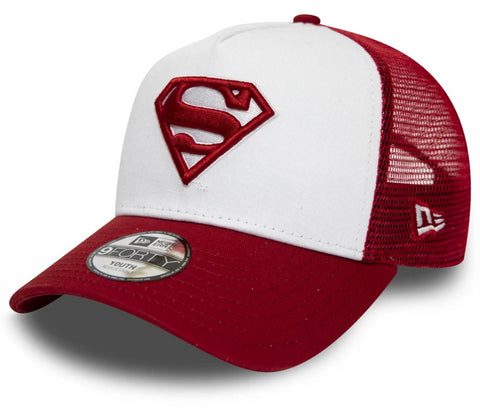 Superman New Era Kids DC Comics Trucker Cap (Ages 2 - 10 years)