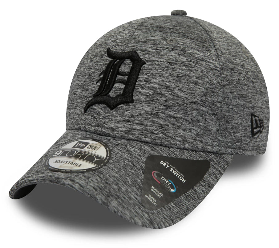Detroit Tigers New Era 940 Dry Switch Baseball Cap - pumpheadgear, baseball caps