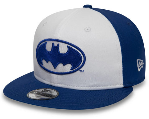 Batman New Era Kids 950 Character Front Snapback Cap (Age 4 - 10 years) - pumpheadgear, baseball caps