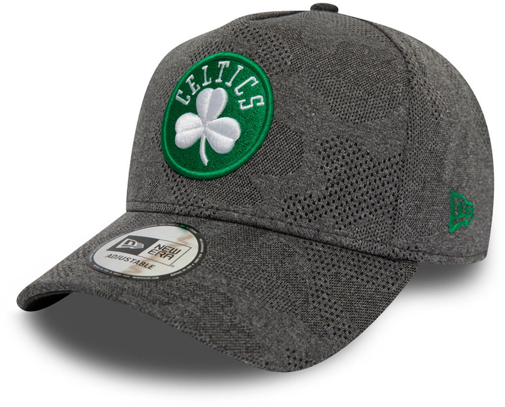 Boston Celtics New Era Engineered Plus Trucker Cap - pumpheadgear, baseball caps