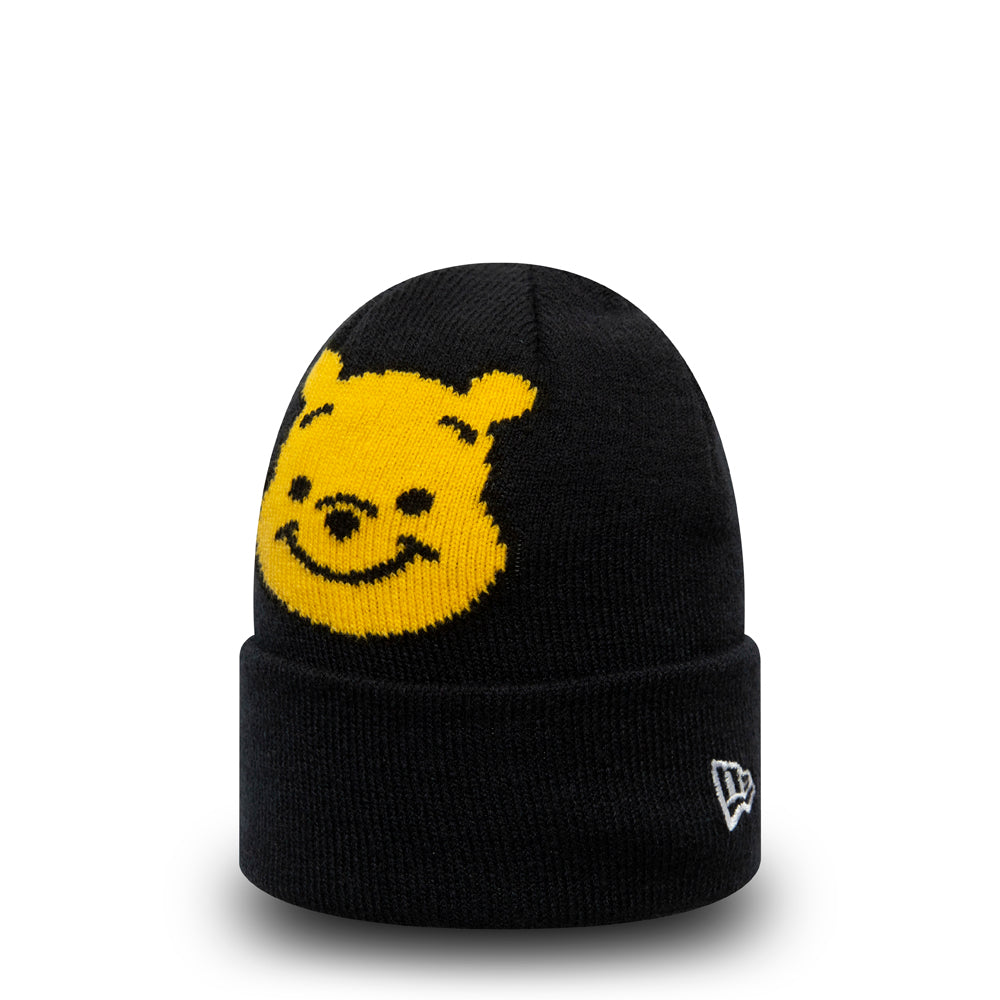 Winnie Pooh New Era Infants Disney Character Knit Beanie (0 - 2 years)