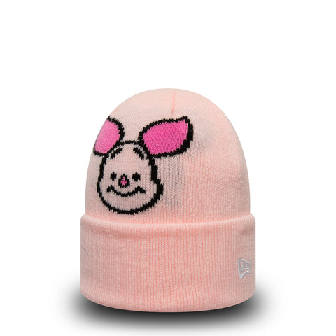 Piglet New Era Infants Disney Character Knit Beanie (0 - 2 years)