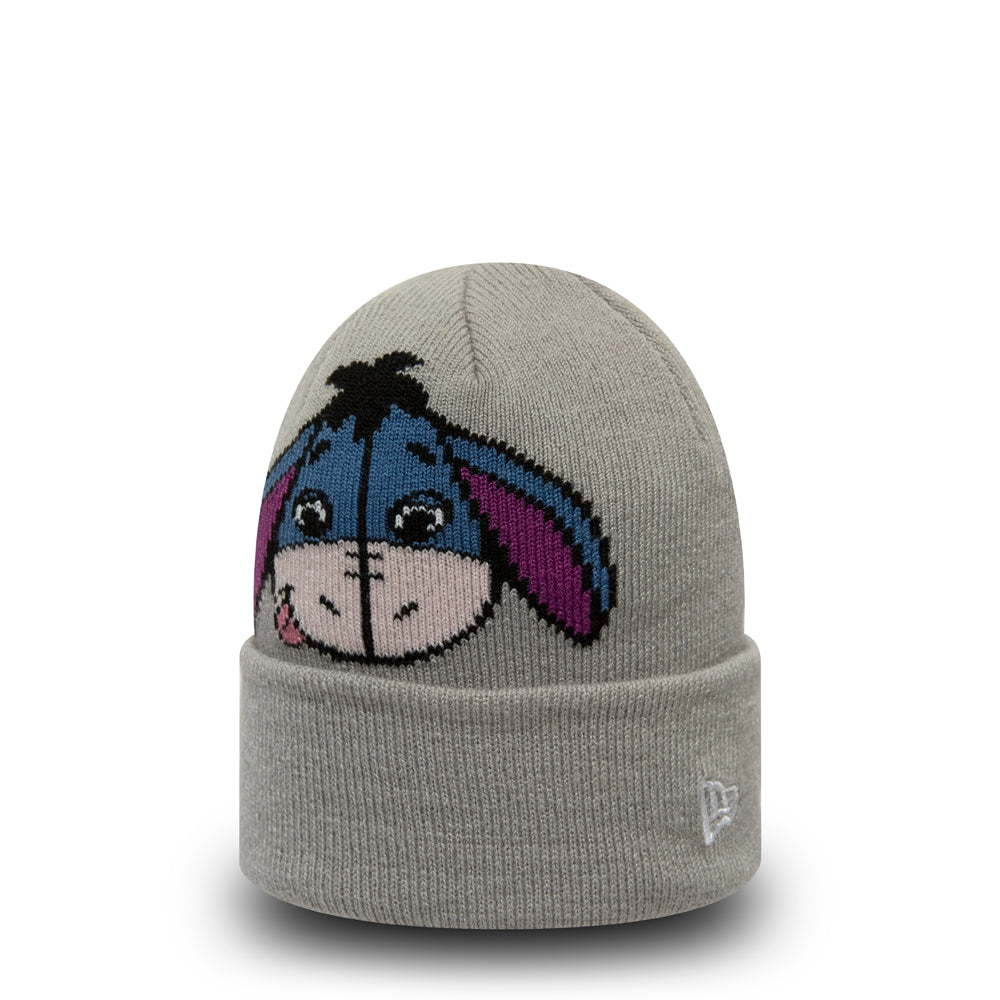Eeyore New Era Infants Disney Character Knit Beanie (0 - 2 years)