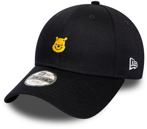 Winnie The Pooh New Era 940 Stretch Fit Infants Navy Cap (0-2 years)