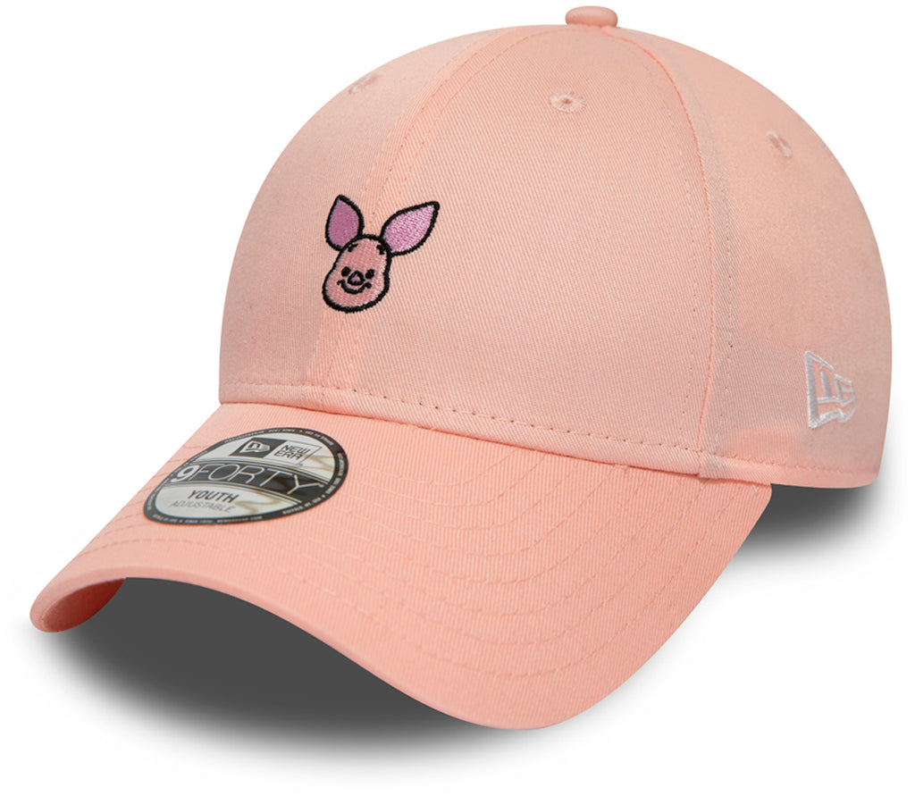 Piglet New Era 940 Stretch Fit Infants Pink Cap (0-2 years)