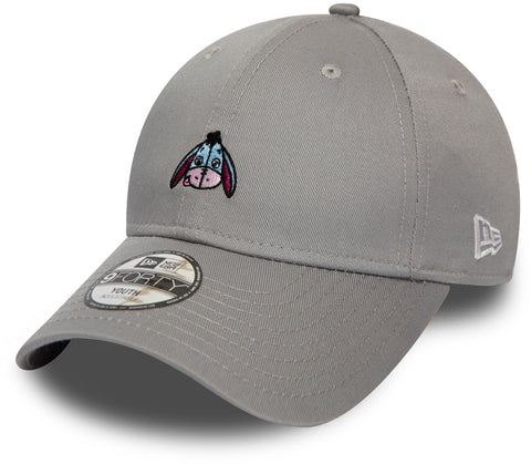 Eeyore New Era 940 Stretch Fit Infants Grey Cap (0-2 years) - pumpheadgear, baseball caps