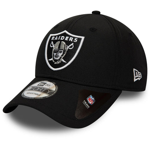 Raiders New Era 940 NFL Winter Script Team Cap