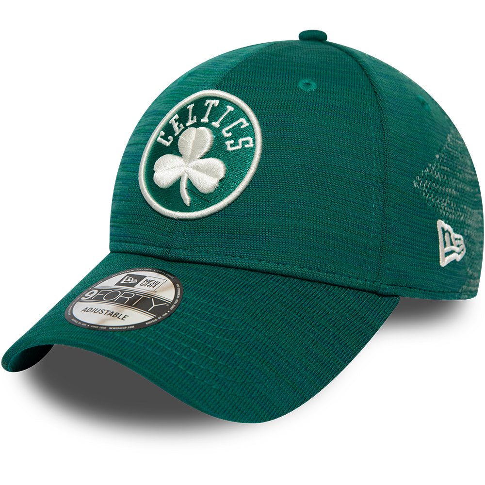 Boston Celtics New Era 940 Engineered Fit Green Cap