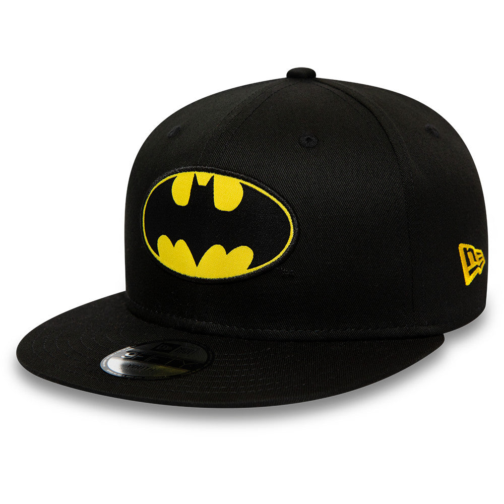 Batman New Era 950 DC Comics Kids Character Snapback Cap (Age 4 - 10 years)