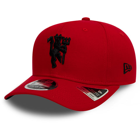 Manchester United New Era 950 Stretch Snapback Cap - pumpheadgear, baseball caps