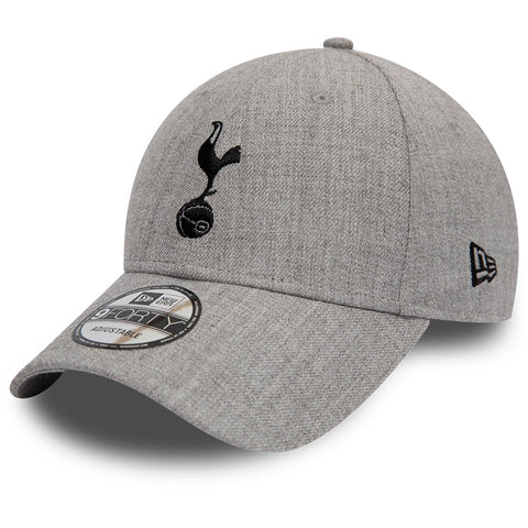 Tottenham Hotspur New Era 940 Heather Grey Cap
