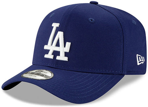 LA Dodgers Kids New Era 950 Team Stretch Snapback Cap (Ages 5 - 10 years) - pumpheadgear, baseball caps