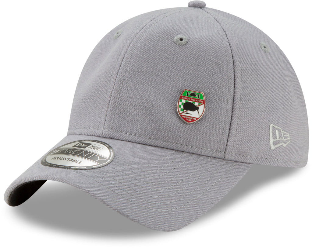 McLaren Heritage New Era 920  Flawless Grey Cap