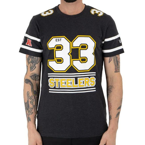 Pittsburgh Steelers New Era NFL Team Established TShirt - lovemycap