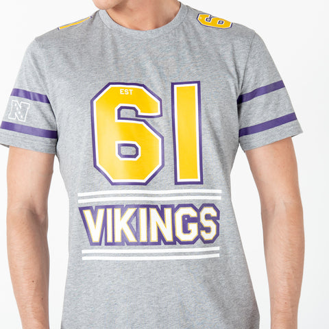 Minnesota Vikings New Era NFL Team Established TShirt - lovemycap