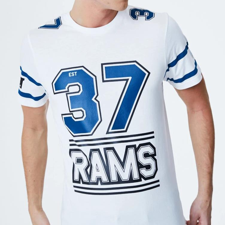 Los Angeles Rams New Era NFL Team Established TShirt - pumpheadgear, baseball caps