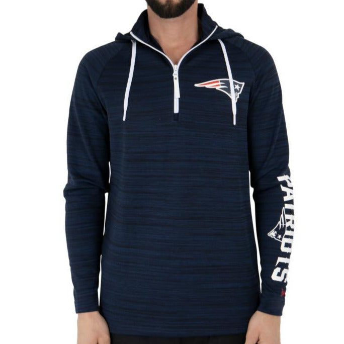 New England Patriots New Era NFL Team Engineered Hoody - pumpheadgear, baseball caps