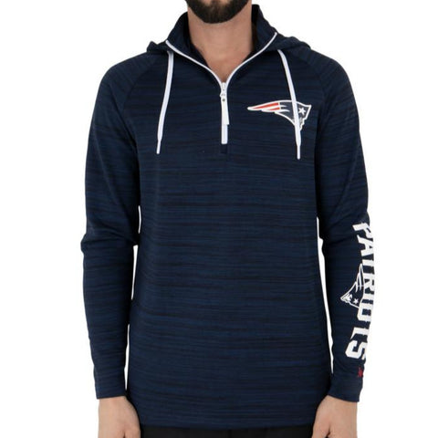 New England Patriots New Era NFL Team Engineered Hoody - lovemycap