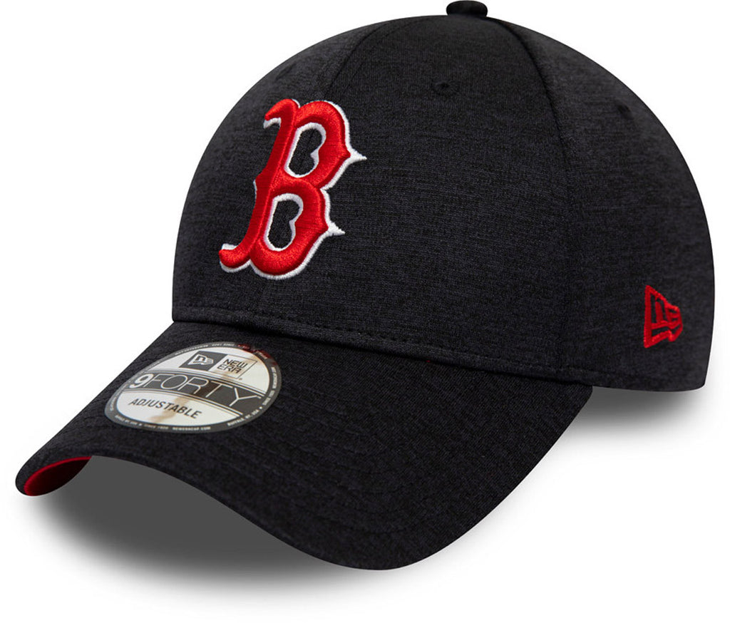 Boston Red Sox New Era 940Shadow Tech Navy Baseball Cap - pumpheadgear, baseball caps