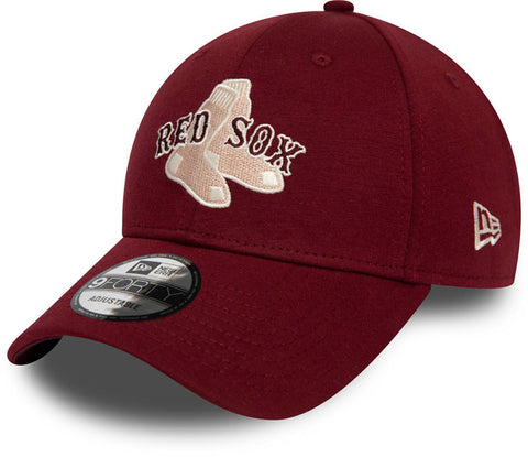 Boston Red Sox New Era 940 MLB Vint Logo Baseball Cap - pumpheadgear, baseball caps