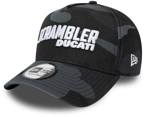 Ducati SP20 Scrambler New Era 940 A-Frame Cap - pumpheadgear, baseball caps