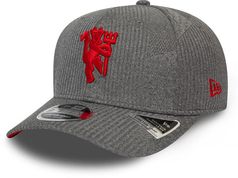 Manchester United New Era 950 SP20 Jersey Stretch Snapback Cap - pumpheadgear, baseball caps
