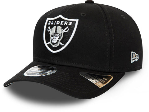 Las Vegas Raiders Kids New Era 950 Team Stretch Snapback Cap (Ages 5 - 10 years) - pumpheadgear, baseball caps
