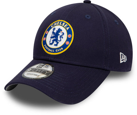 Chelsea FC New Era 940 Blue Team Cap - pumpheadgear, baseball caps