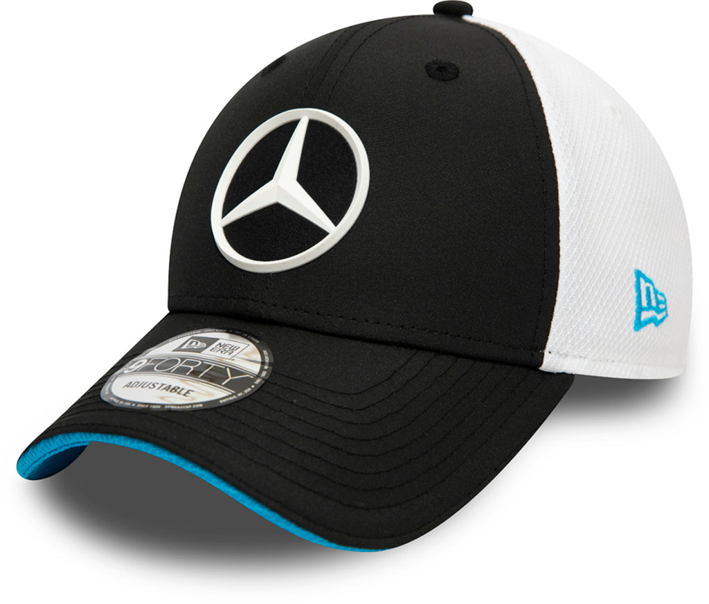 Mercedes AMG Petronas New Era 940 Team Launch Black Cap