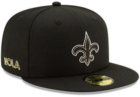New Orleans Saints New Era 5950 NFL 2020 Draft Fitted Cap