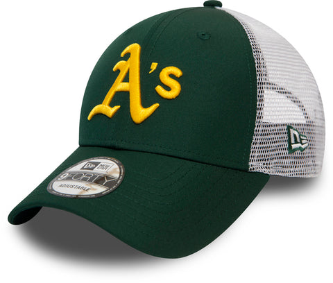 Oakland Athletic New Era 940 Summer League Baseball Cap - pumpheadgear, baseball caps