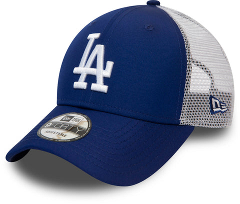 LA Dodgers New Era 940 Summer League White Baseball Cap - pumpheadgear, baseball caps