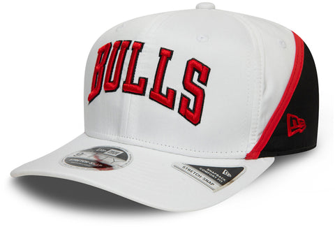 Chicago Bulls New Era 950 NBA Hook Stretch Snapback Cap - pumpheadgear, baseball caps