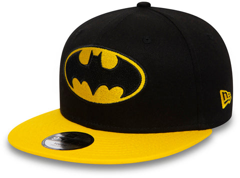 Batman New Era 950 Kids Character Snapback Cap (Age 4 - 10 years) - pumpheadgear, baseball caps
